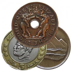 سکه آفریقا