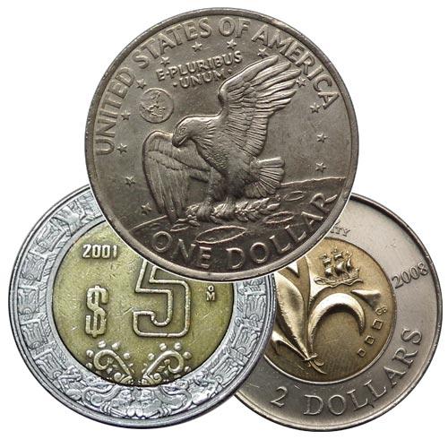سکه آمریکا